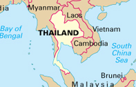 Geography | Thailand